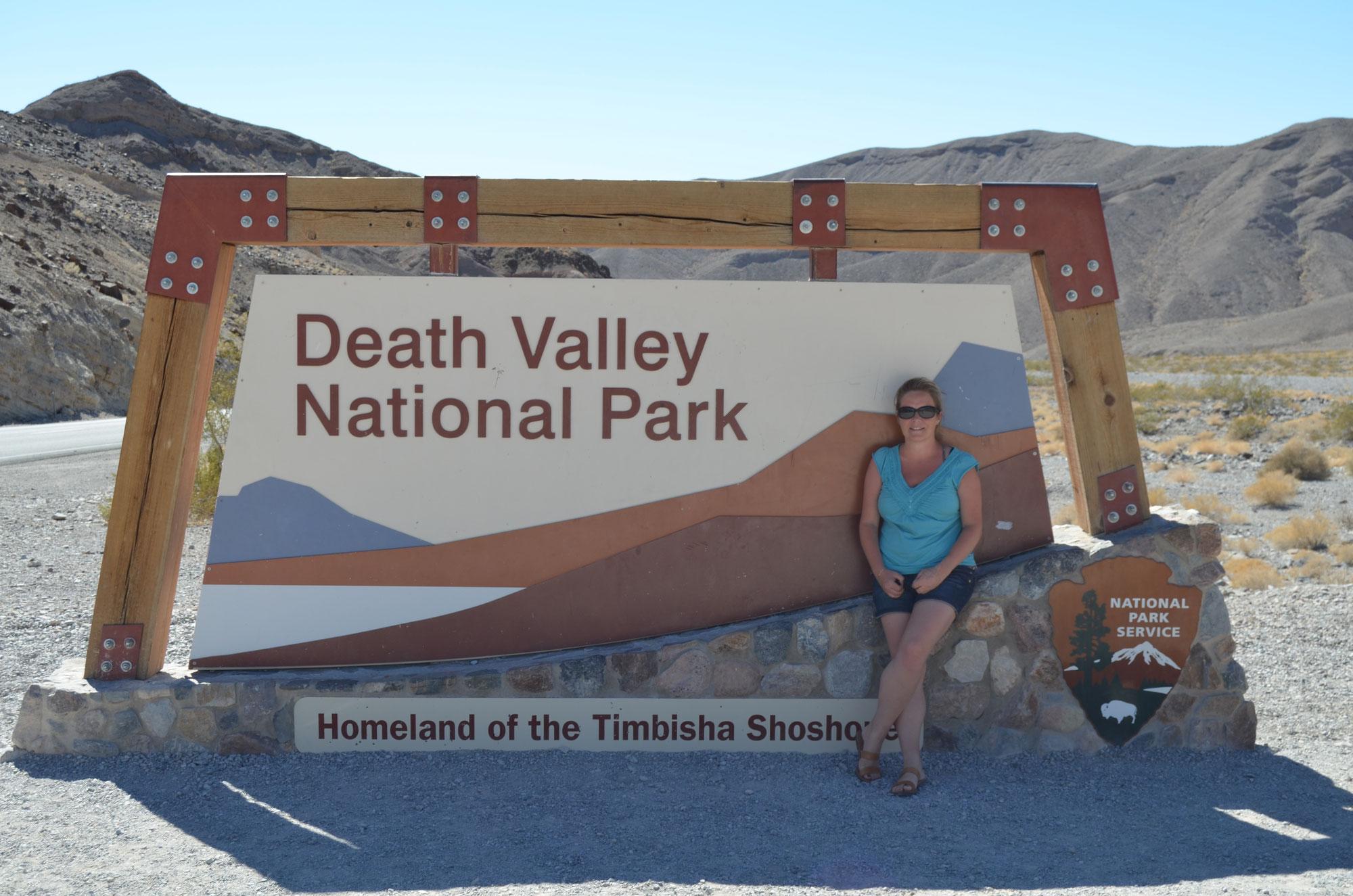 ROAD TRIP USA - Death Valley