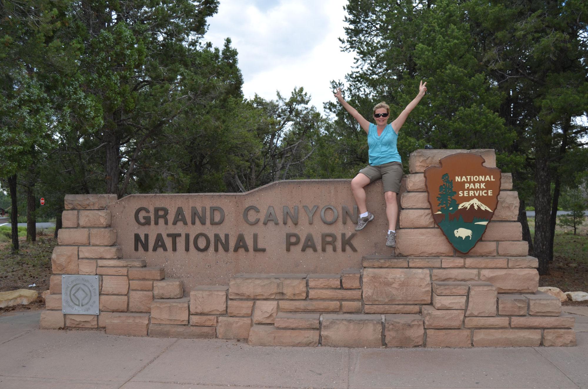 ROAD TRIP USA #1 - Grand Canyon National Park