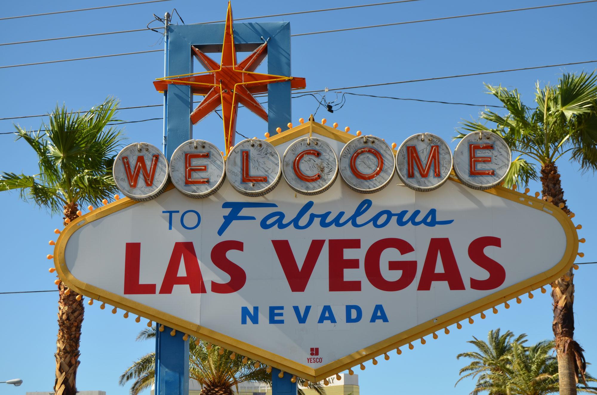 ROAD TRIP USA #1 - Las Vegas