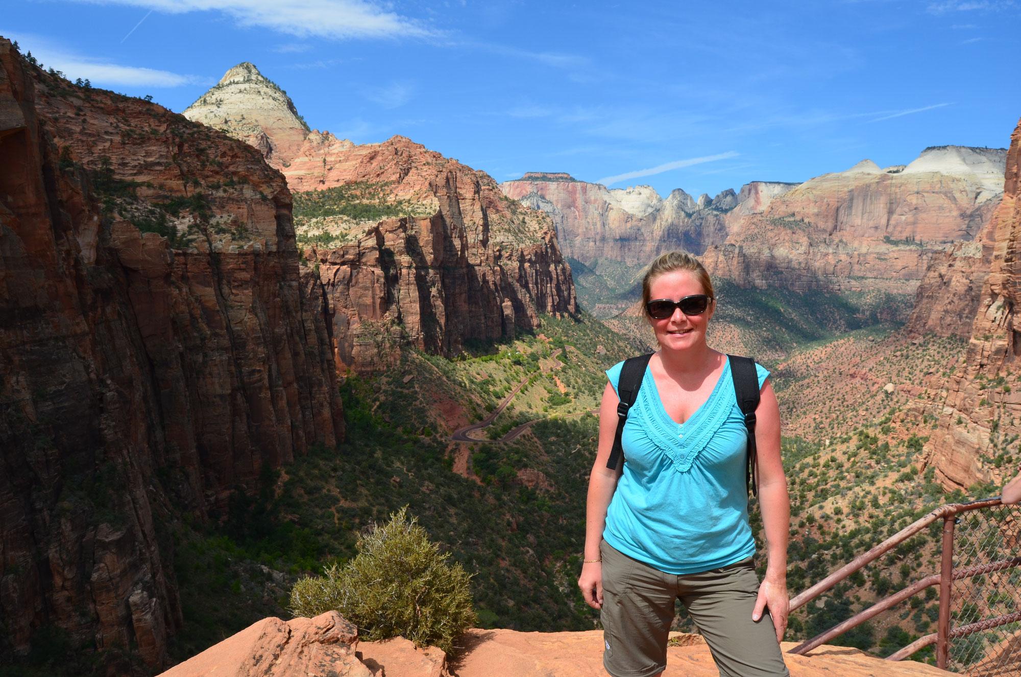ROAD TRIP USA #1 - Zion National Park