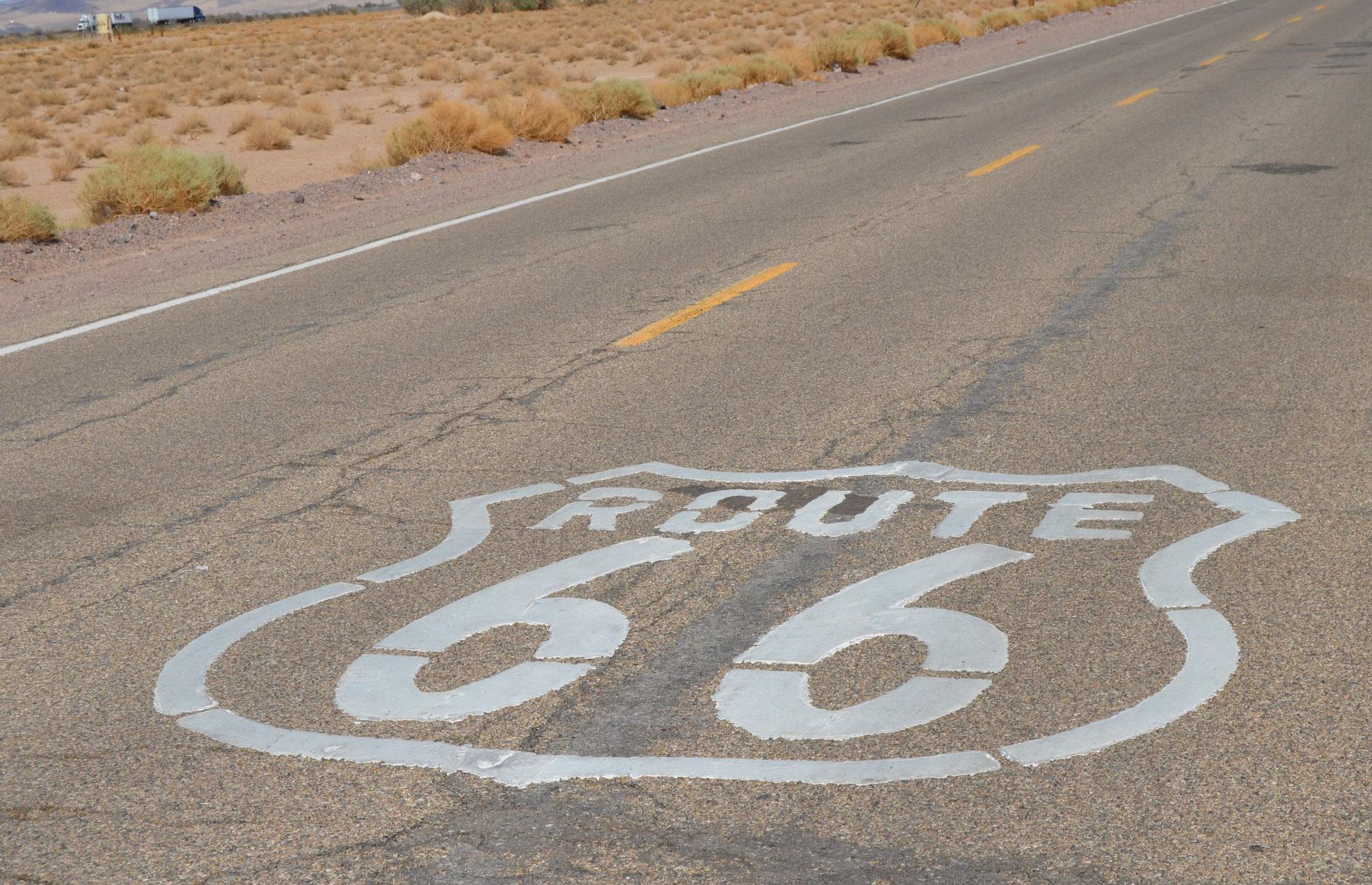 ROAD TRIP USA #1 - De L.A. aux portes du Grand Canyon