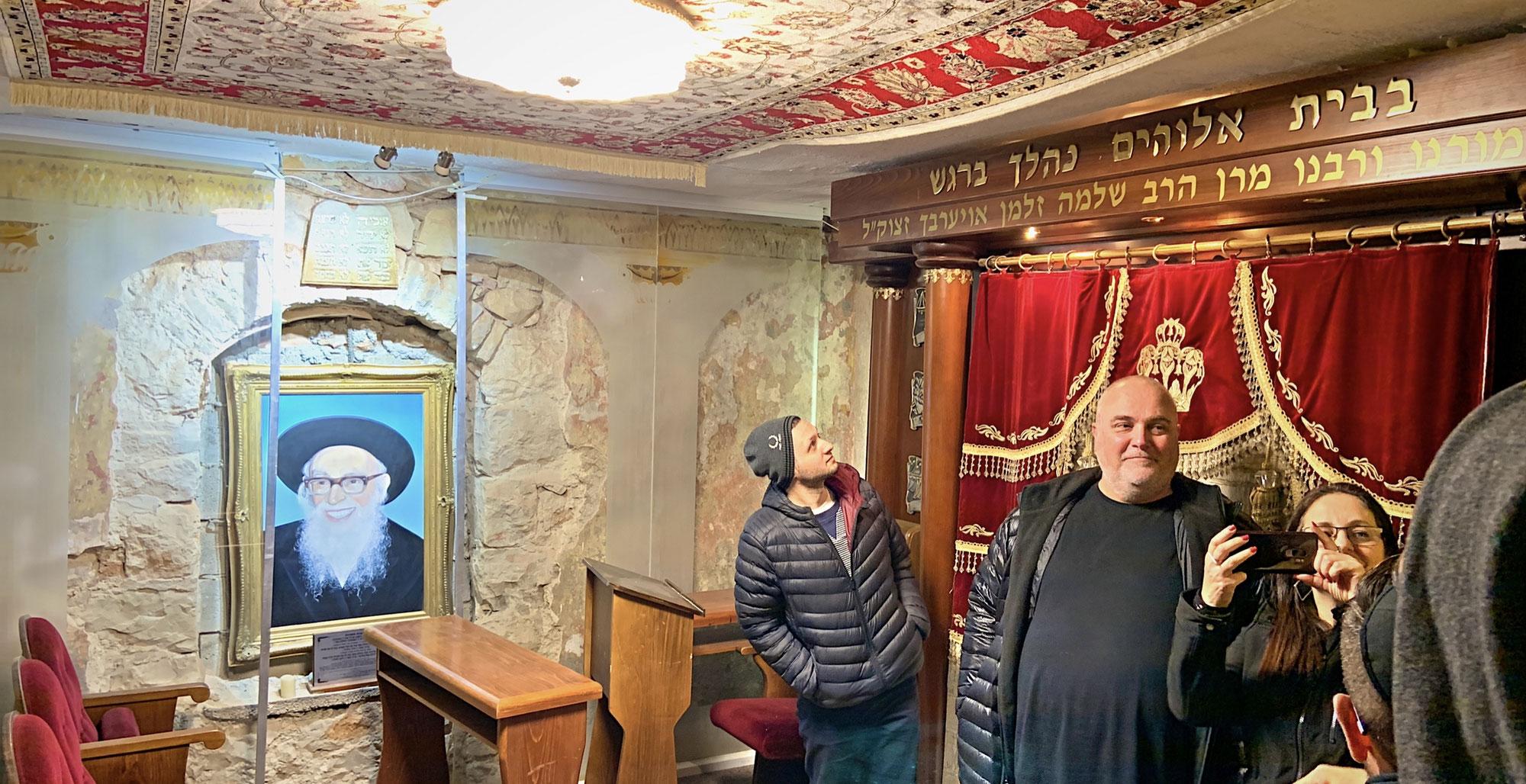 מסע לחצרות החרדיות של ירושלים