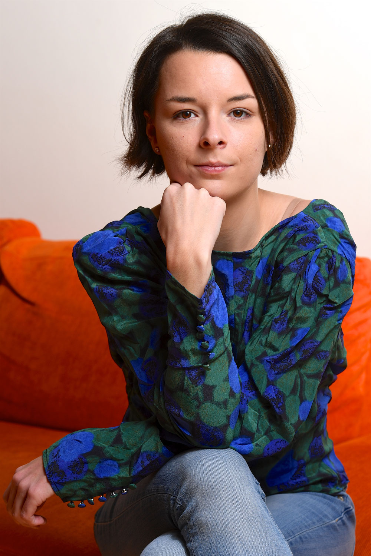 Rencontre avec Camille Grizet, boursière AFFDU