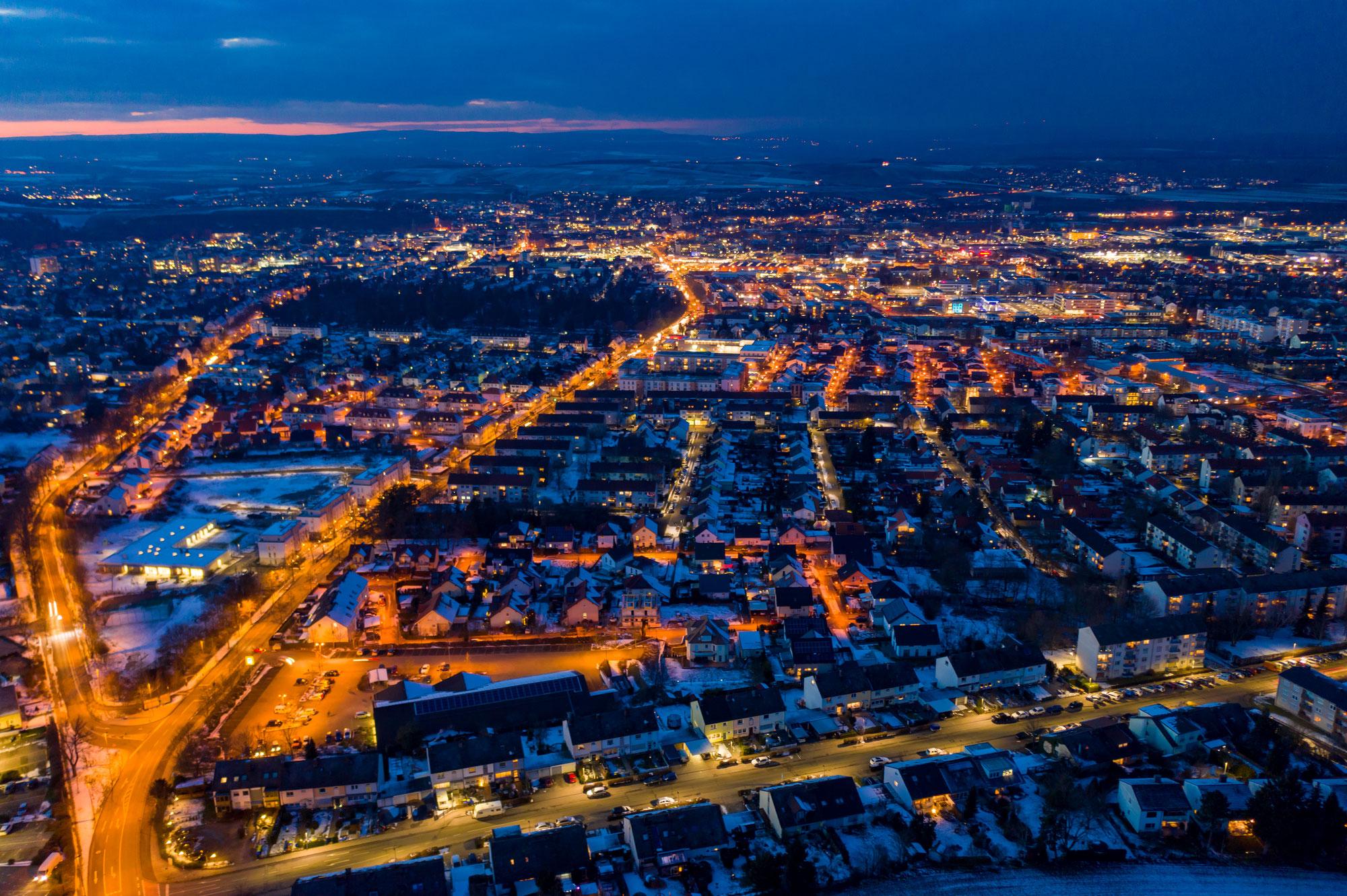 Winterfotos für Kreuznacher Stadtwerke