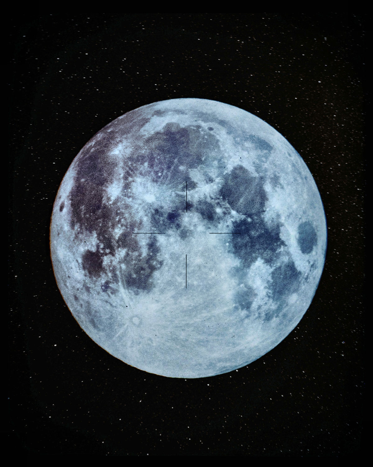 The moon in the 12 zodiac signs