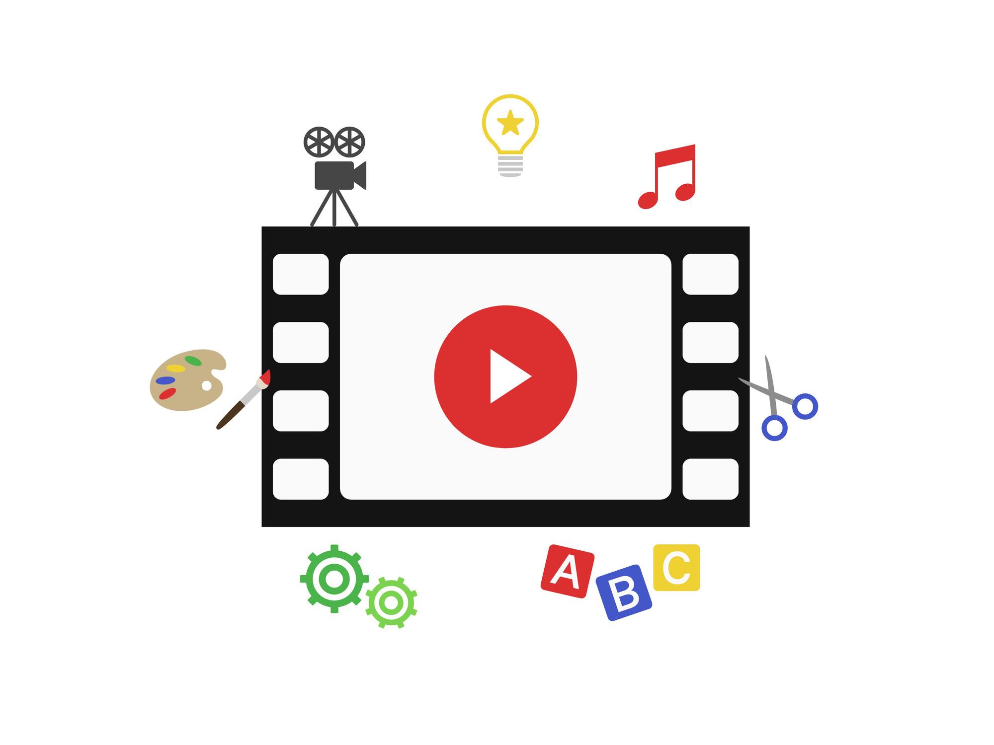 『YouTubeの便利な使い方・動画アップロード』