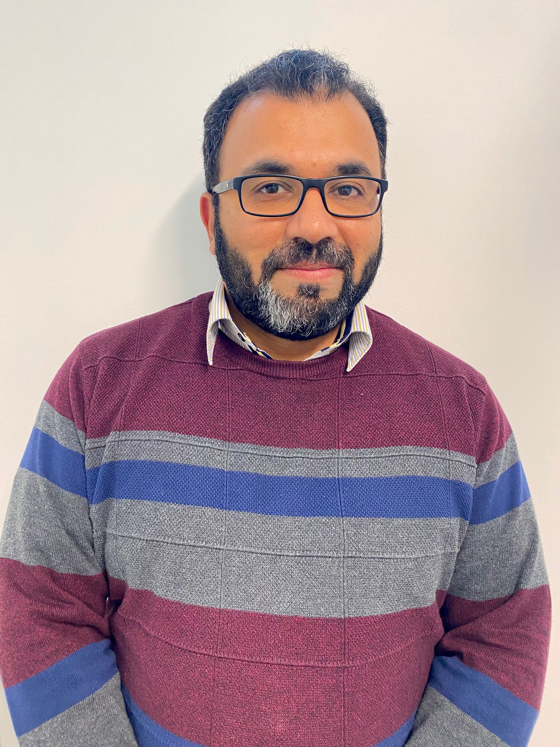 Welcome Dr Haseeb Ahmed