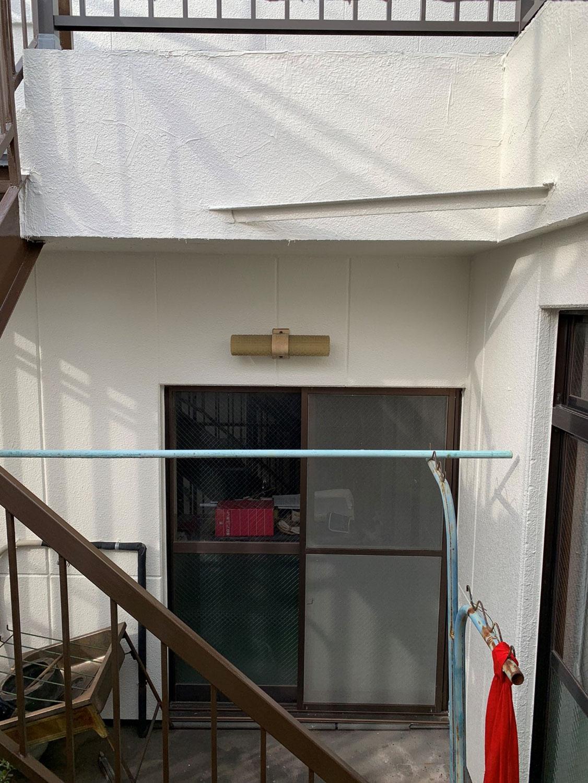 三島市│S邸ベランダ外壁塗装工事 施工実績