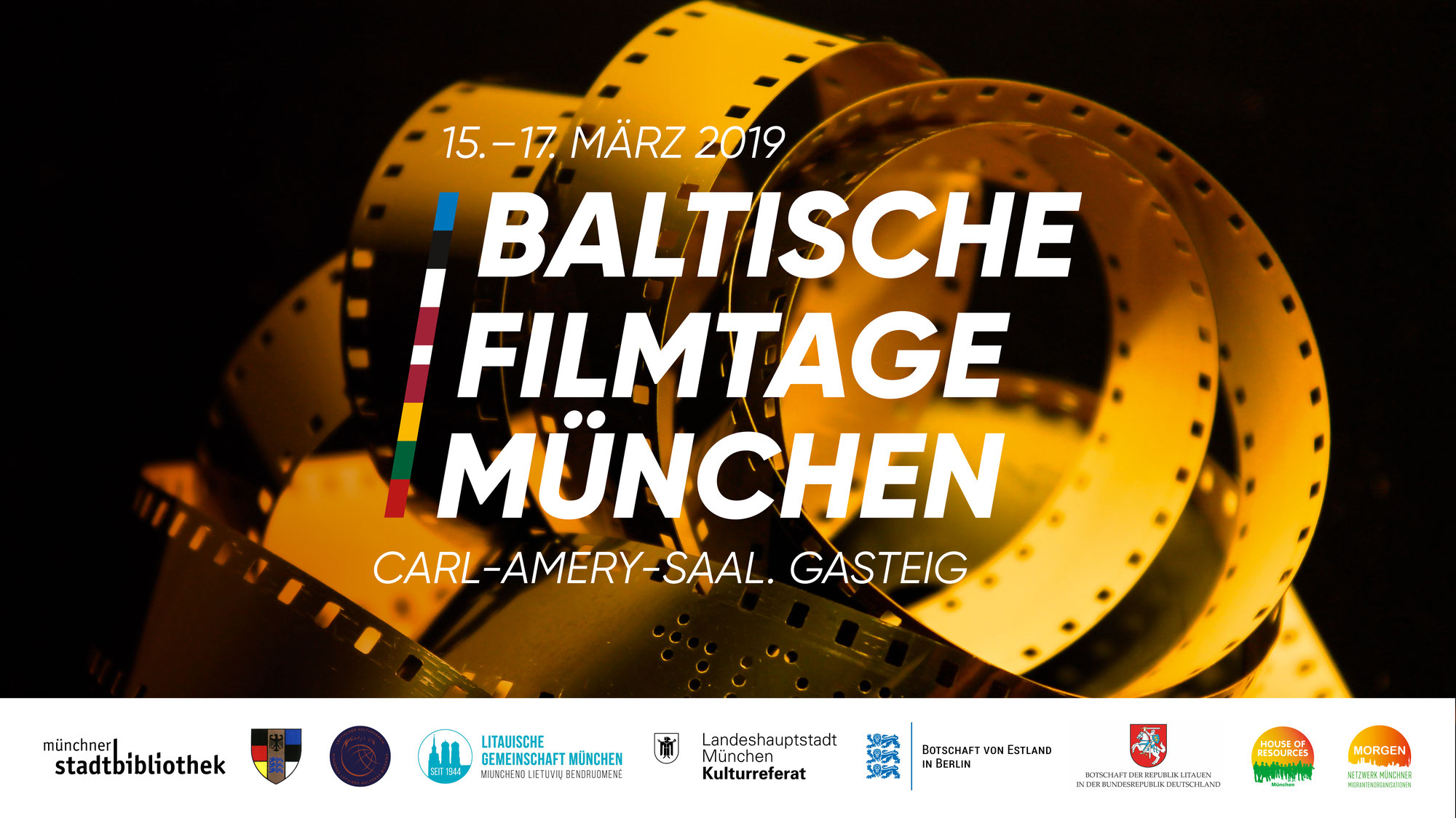 Baltische Filmtage München 2019