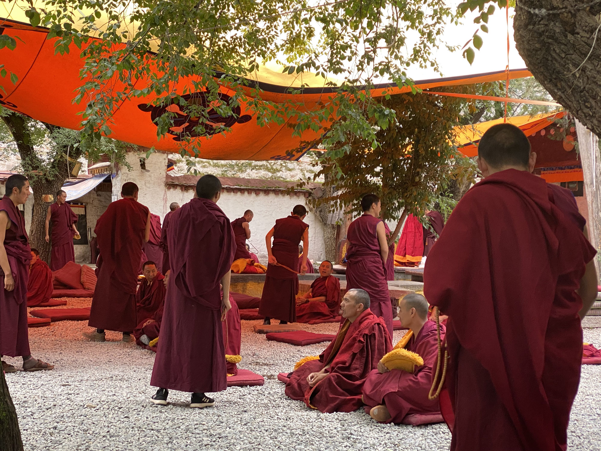7 Tage in Tibet