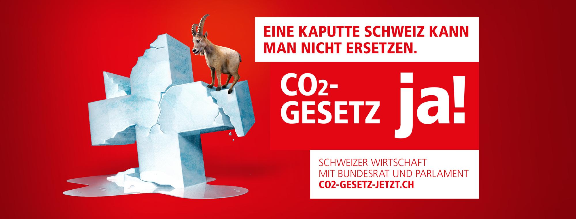 CO2-Gesetz ja!