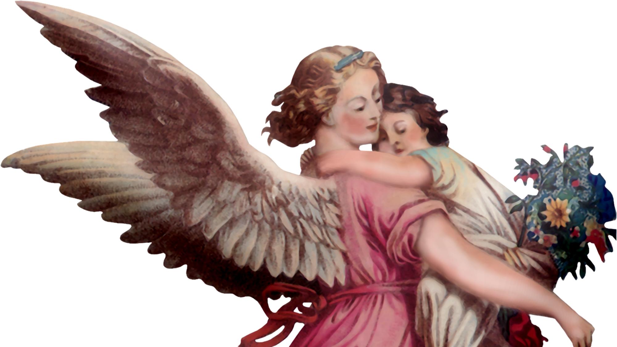 Verbinde Dich mit den Engeln - Immer da, wenn Du sie brauchst