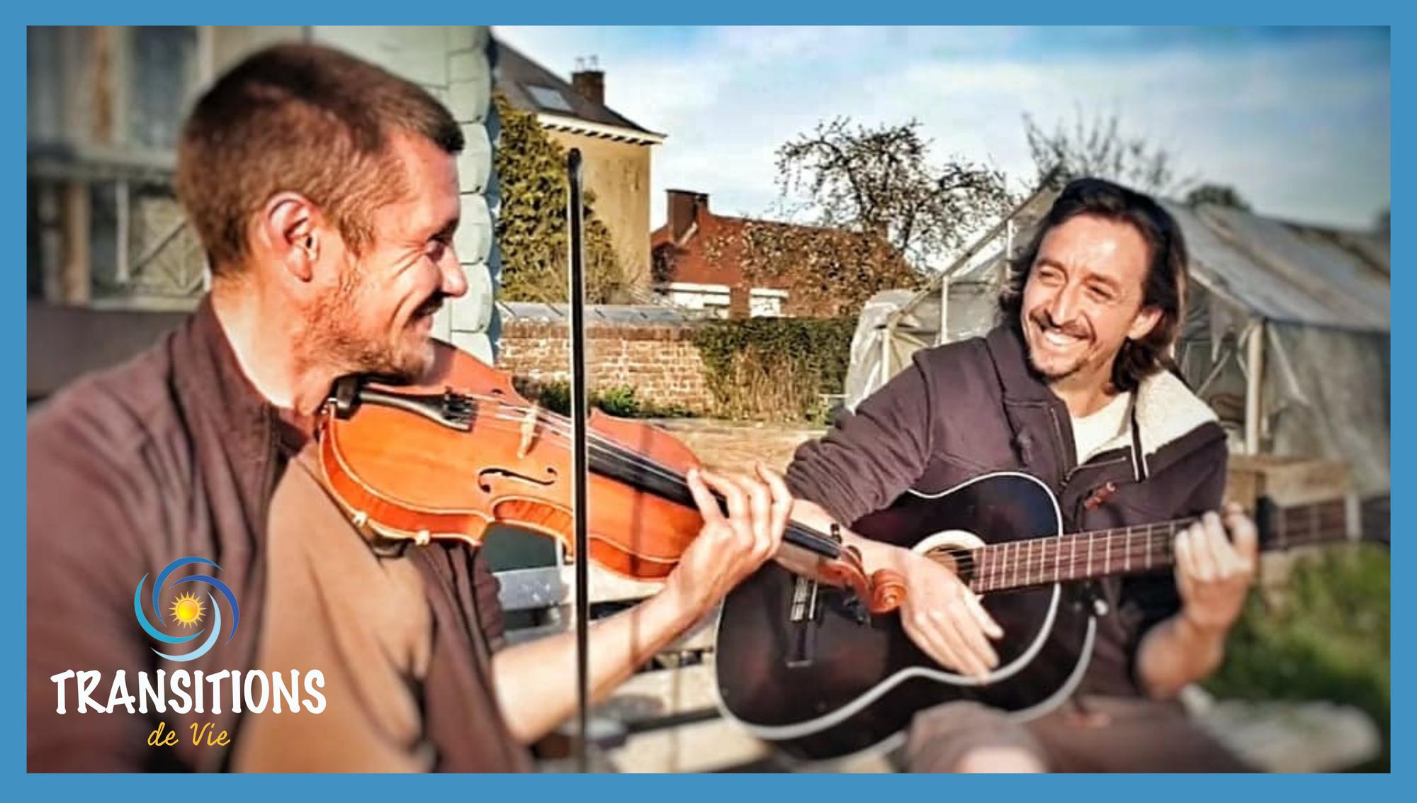 Jonathan Pulichino, le luthier devenu maraîcher