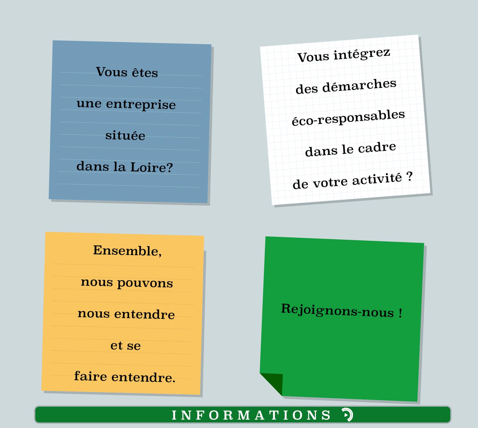 Les entreprises éco-responsables dans la Loire (dépt. 42)