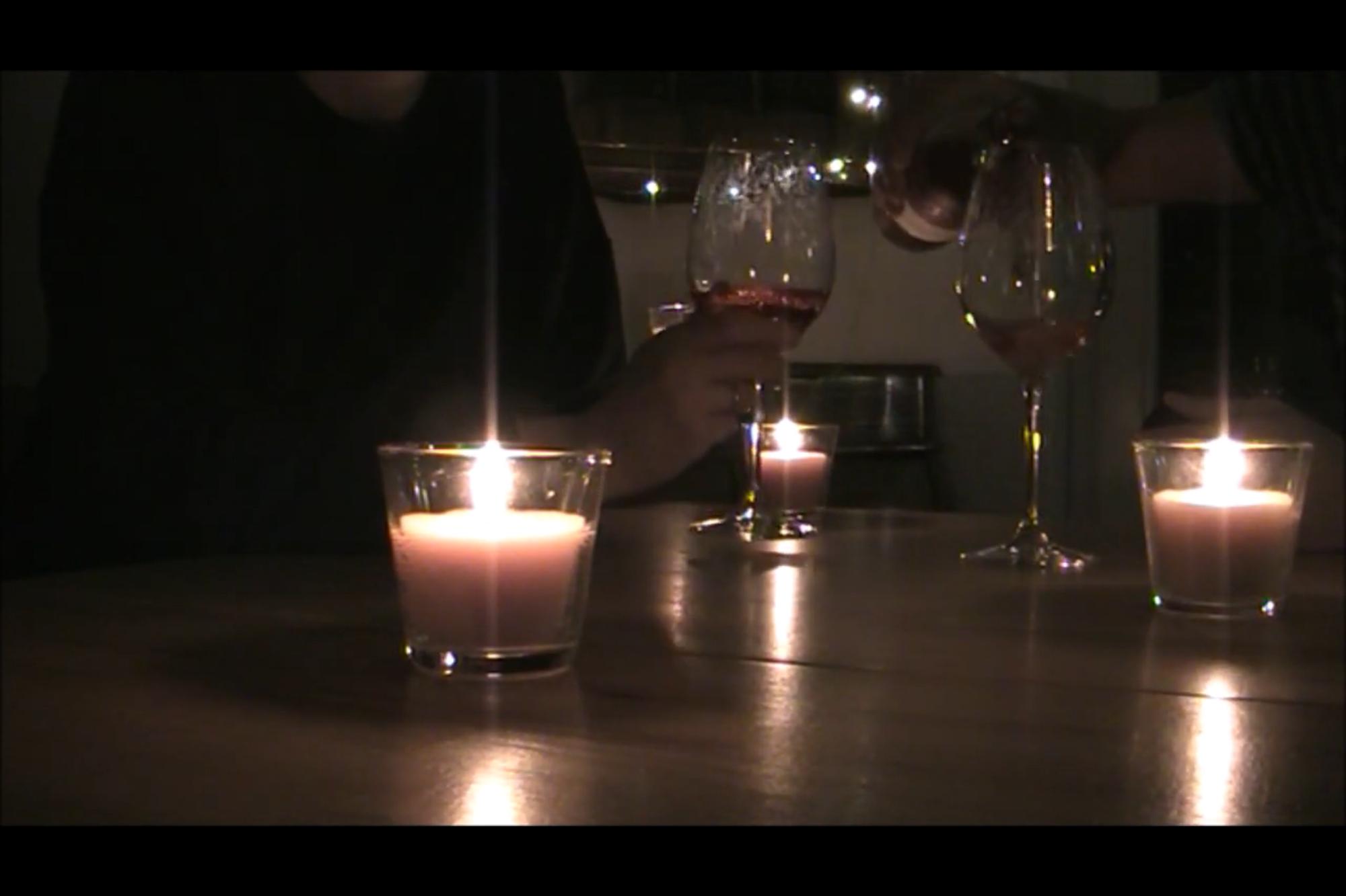 Zwei Gläser Wein - Video