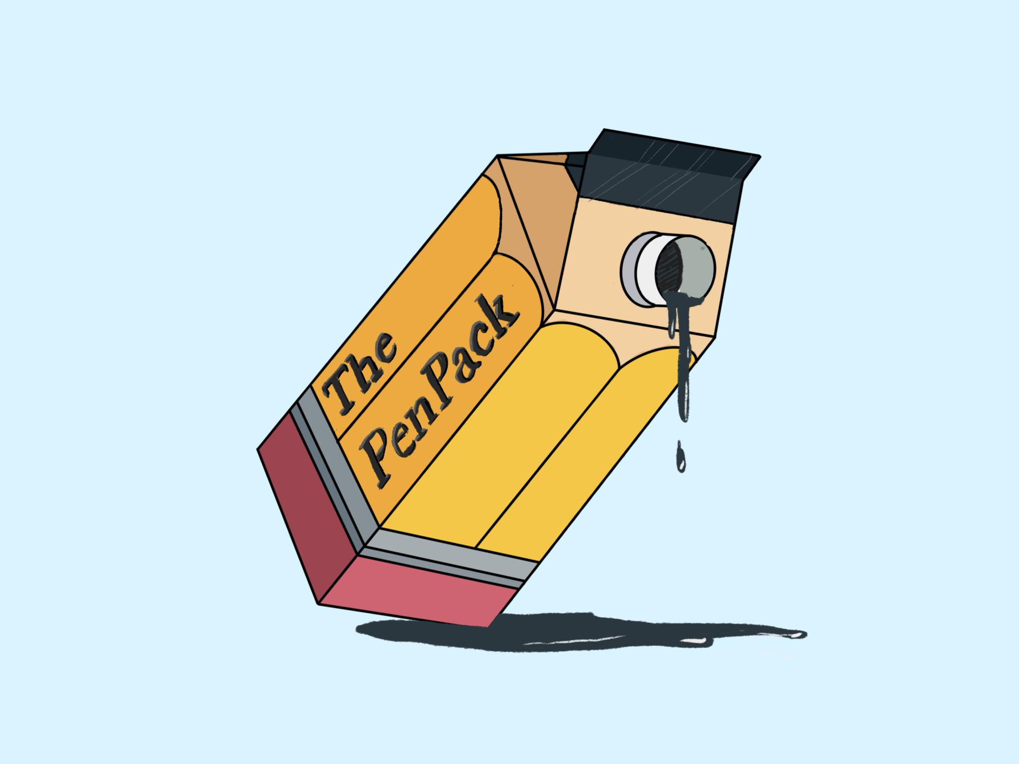 """Gründung von """"ThePenPack"""""""