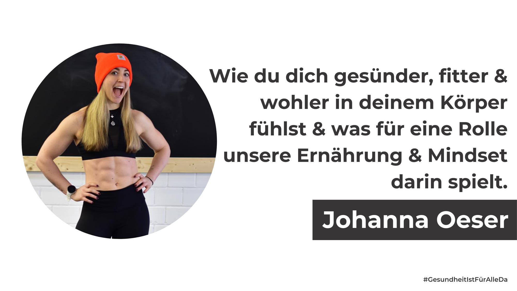Johanna Oeser