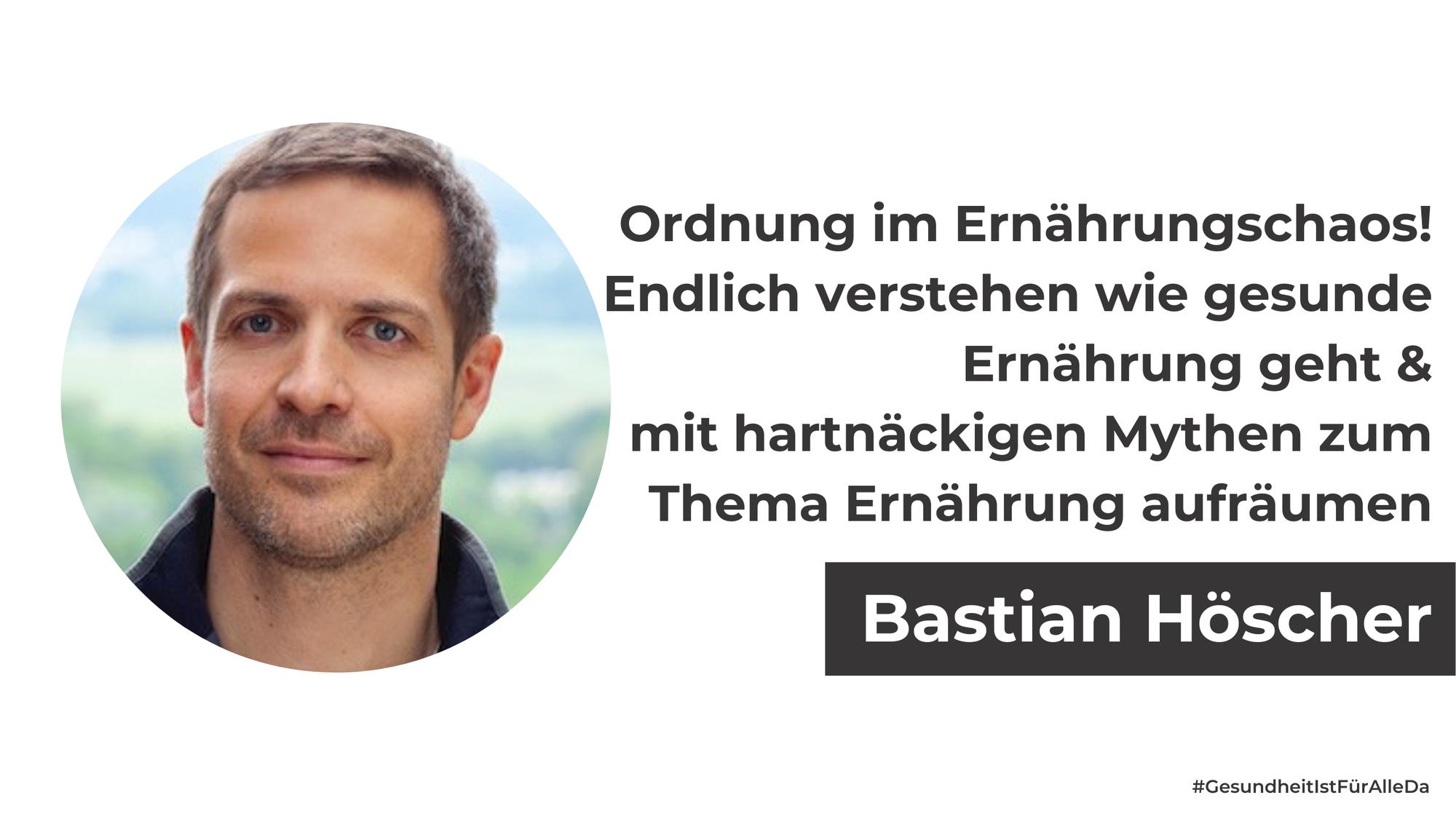 Bastian Hölscher