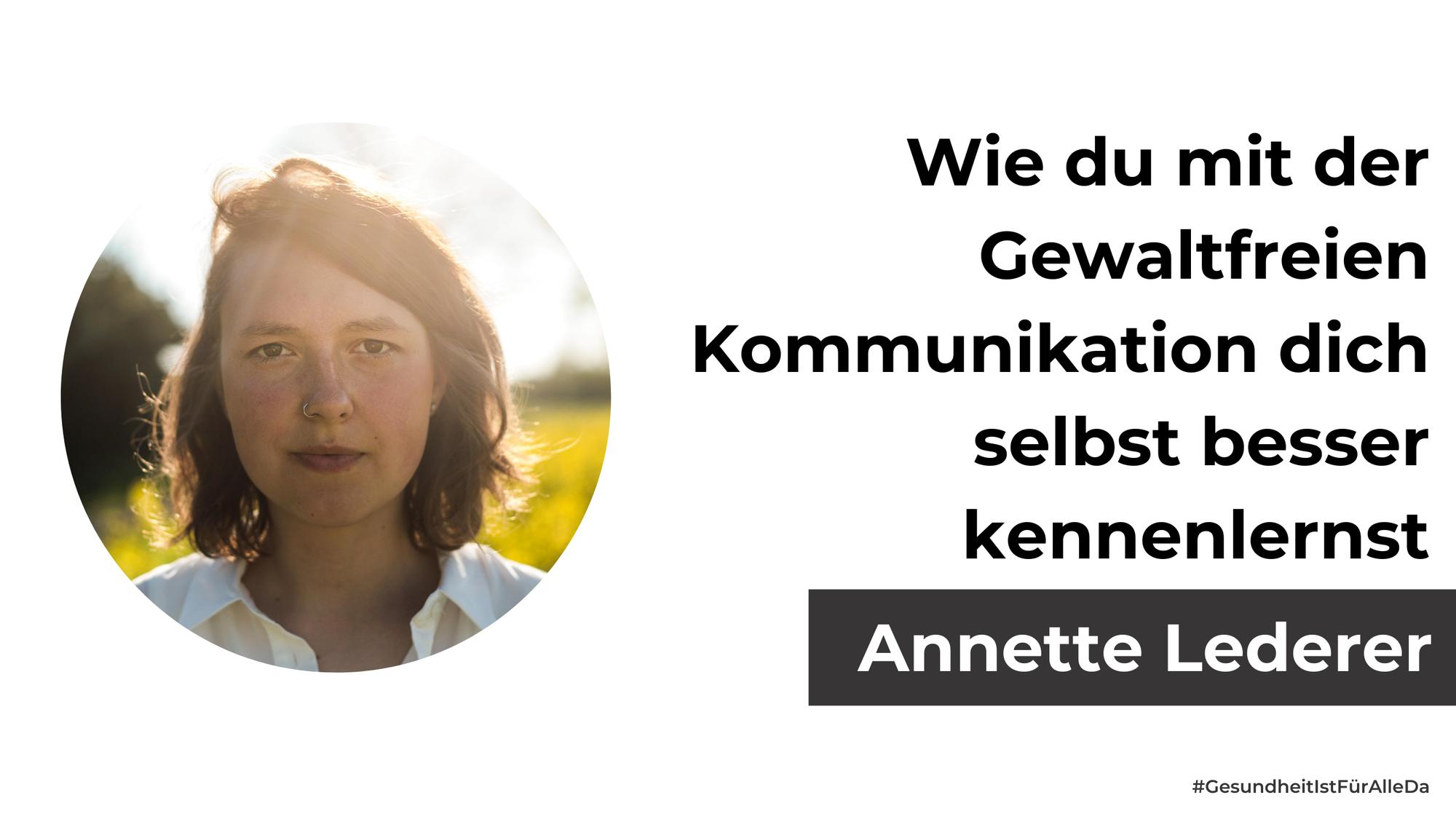 Annette Lederer