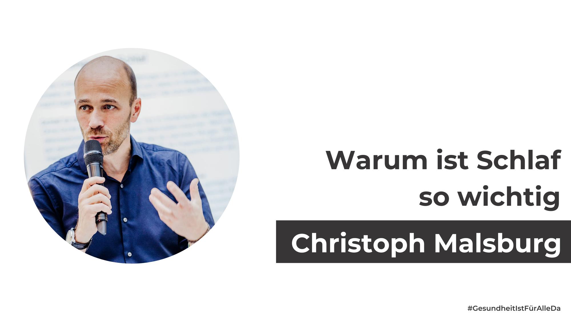 Christoph Malsburg