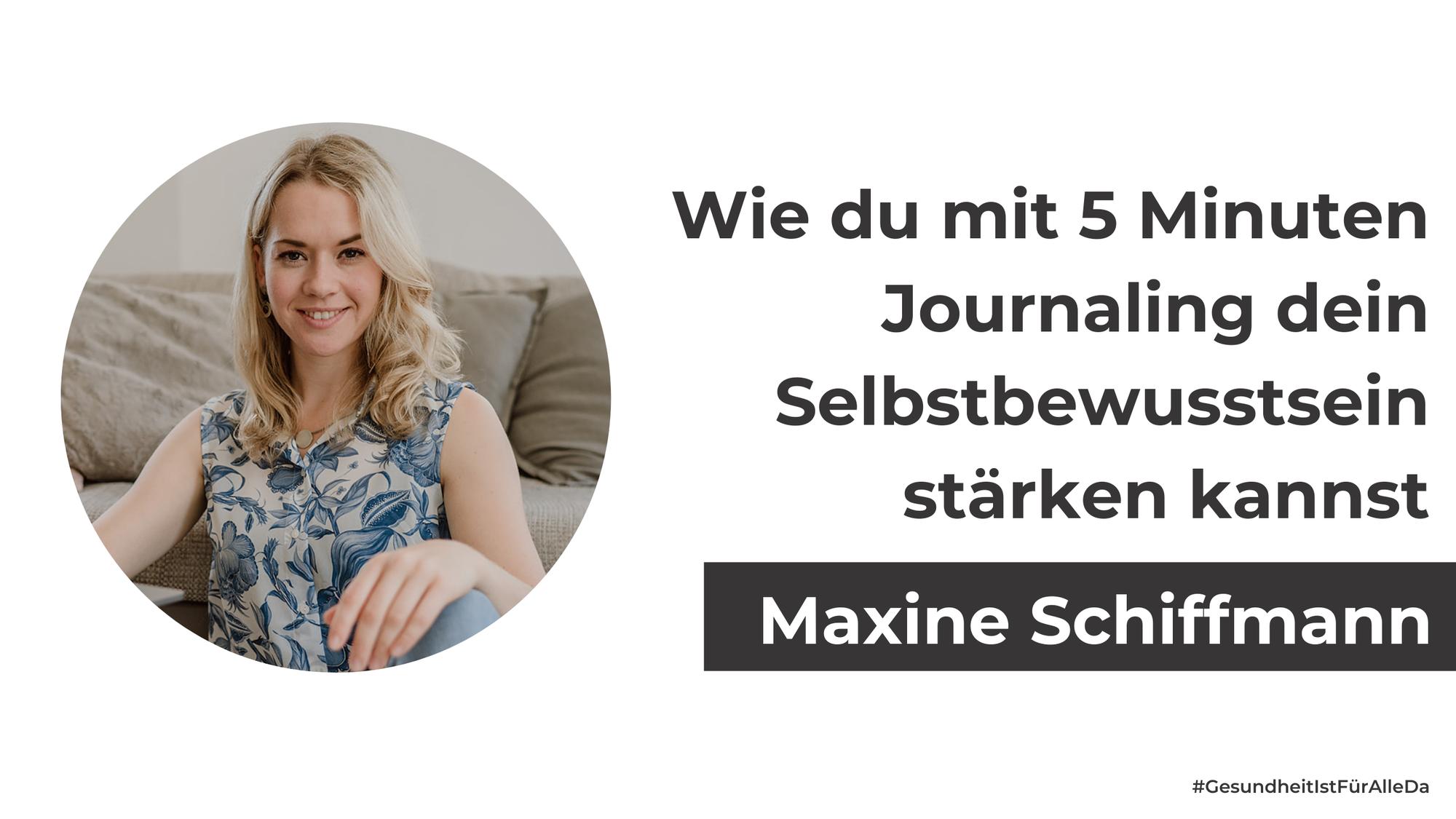 Maxine Schiffmann