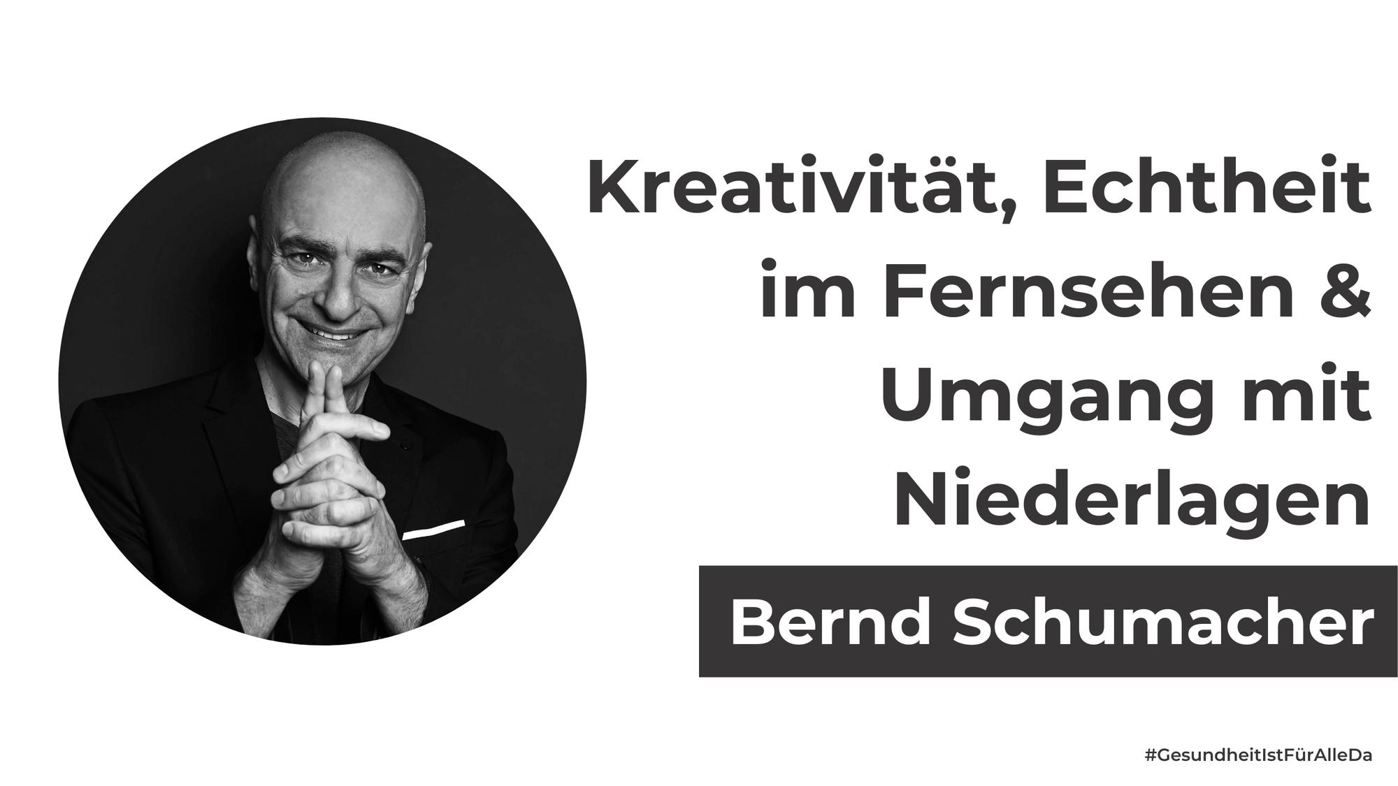 Bernd Schumacher von der 99ProMedia