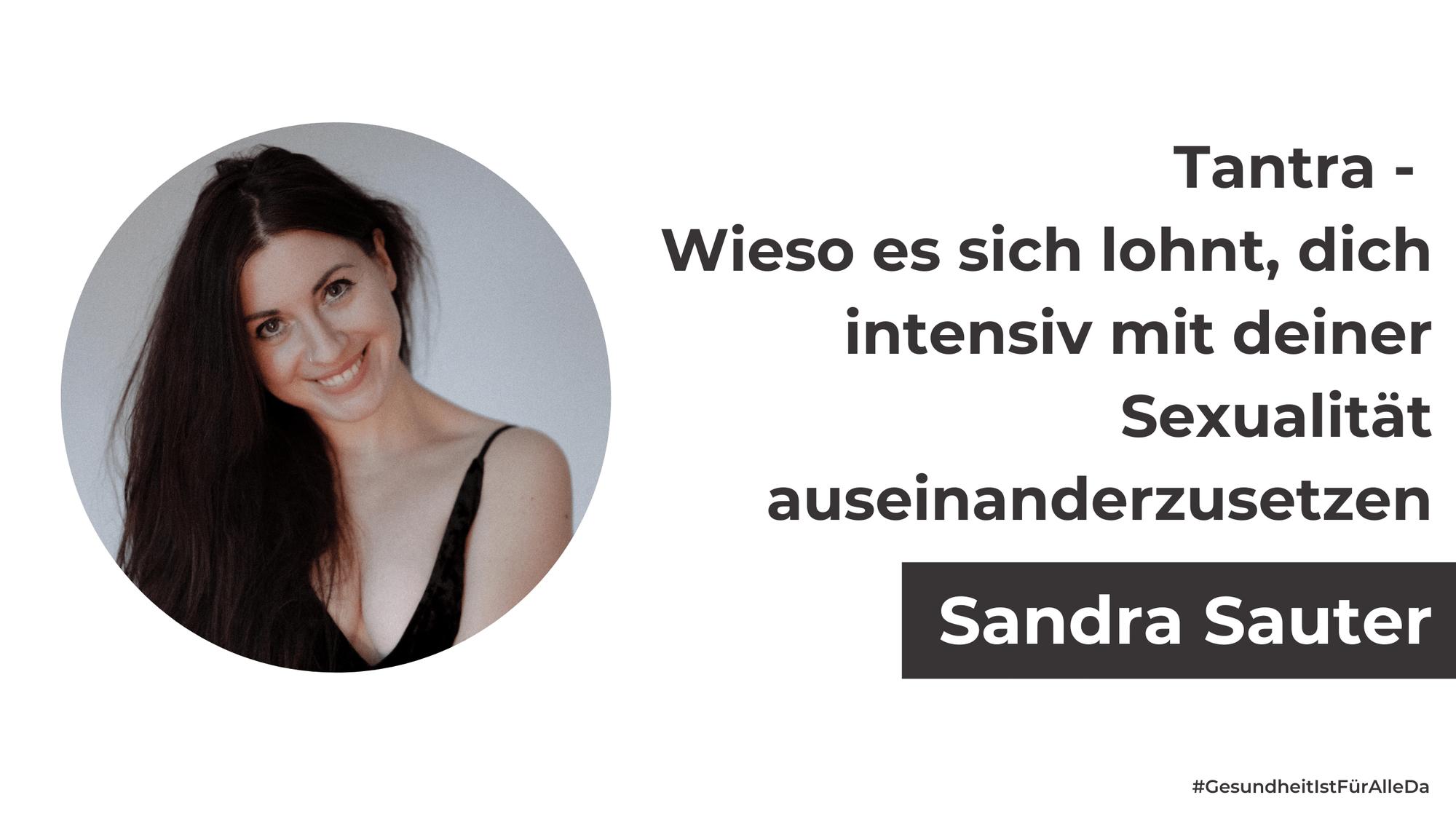 Sandra Sauter