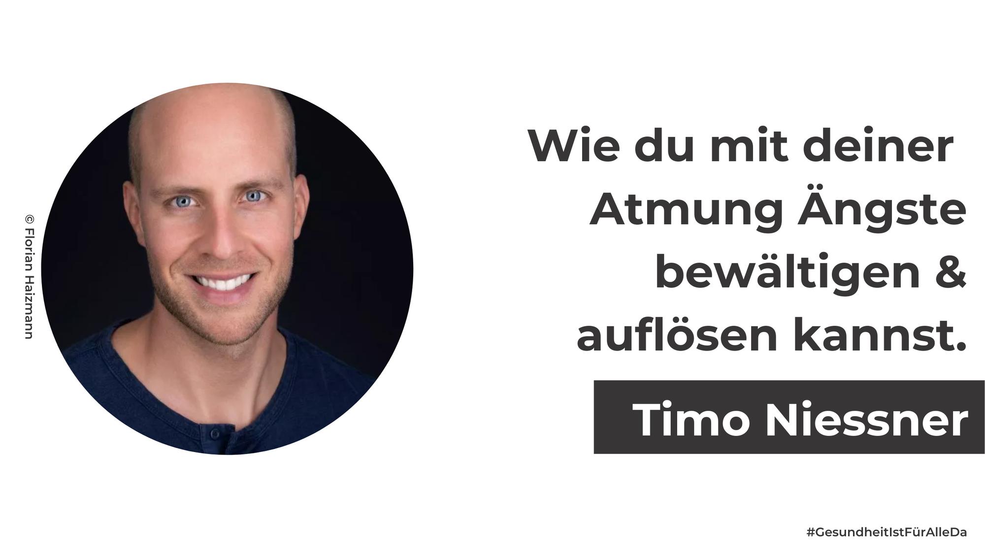 Timo Niessner