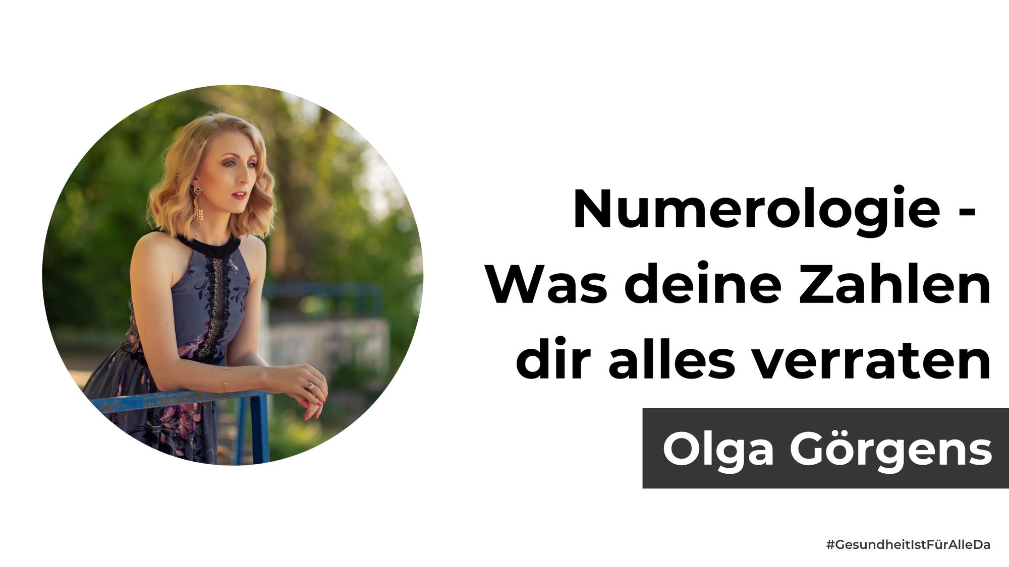 Olga Görgens