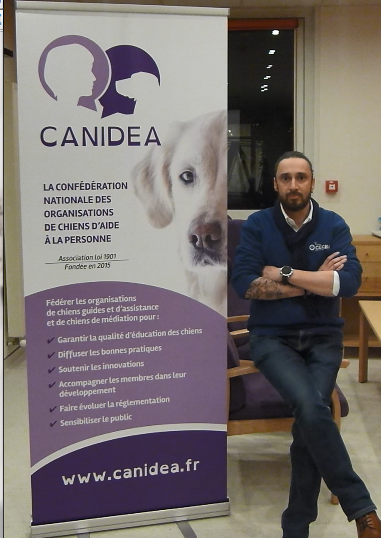 Rencontre avec Manuel Mengoli, membre du Conseil Scientifique et Technique et de la Commission Certifications et Procédures de CANIDEA