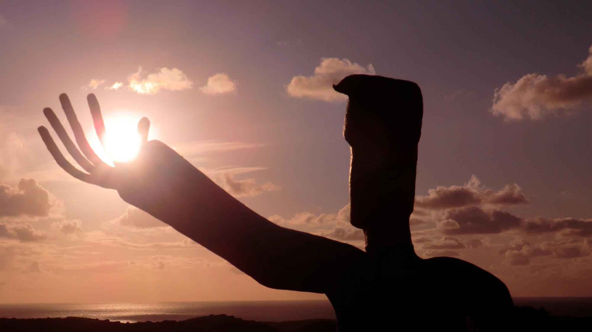 Die 5-Finger-Methode für mehr Achtsamkeit im Alltag©