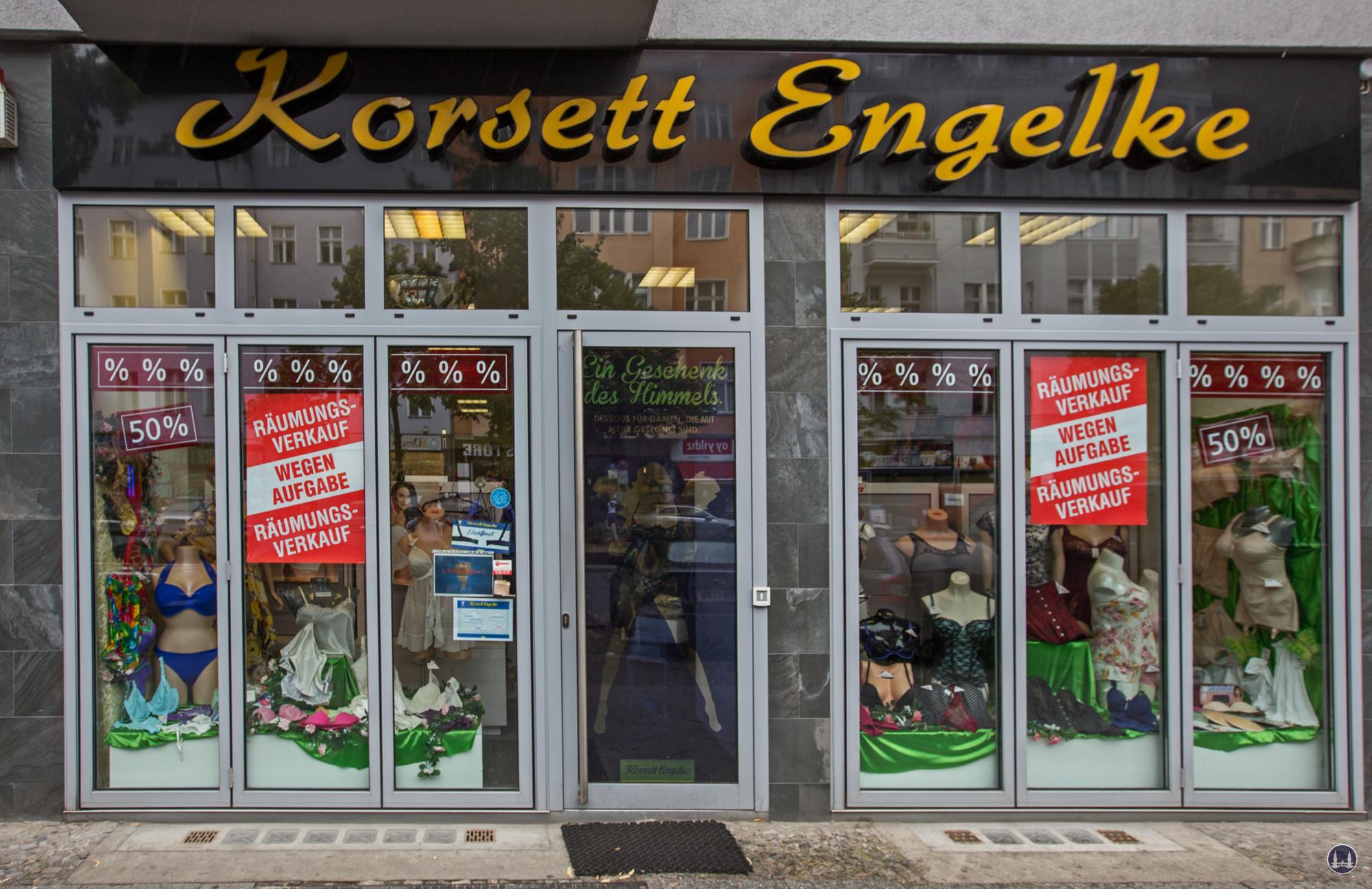 Korsett Engelke