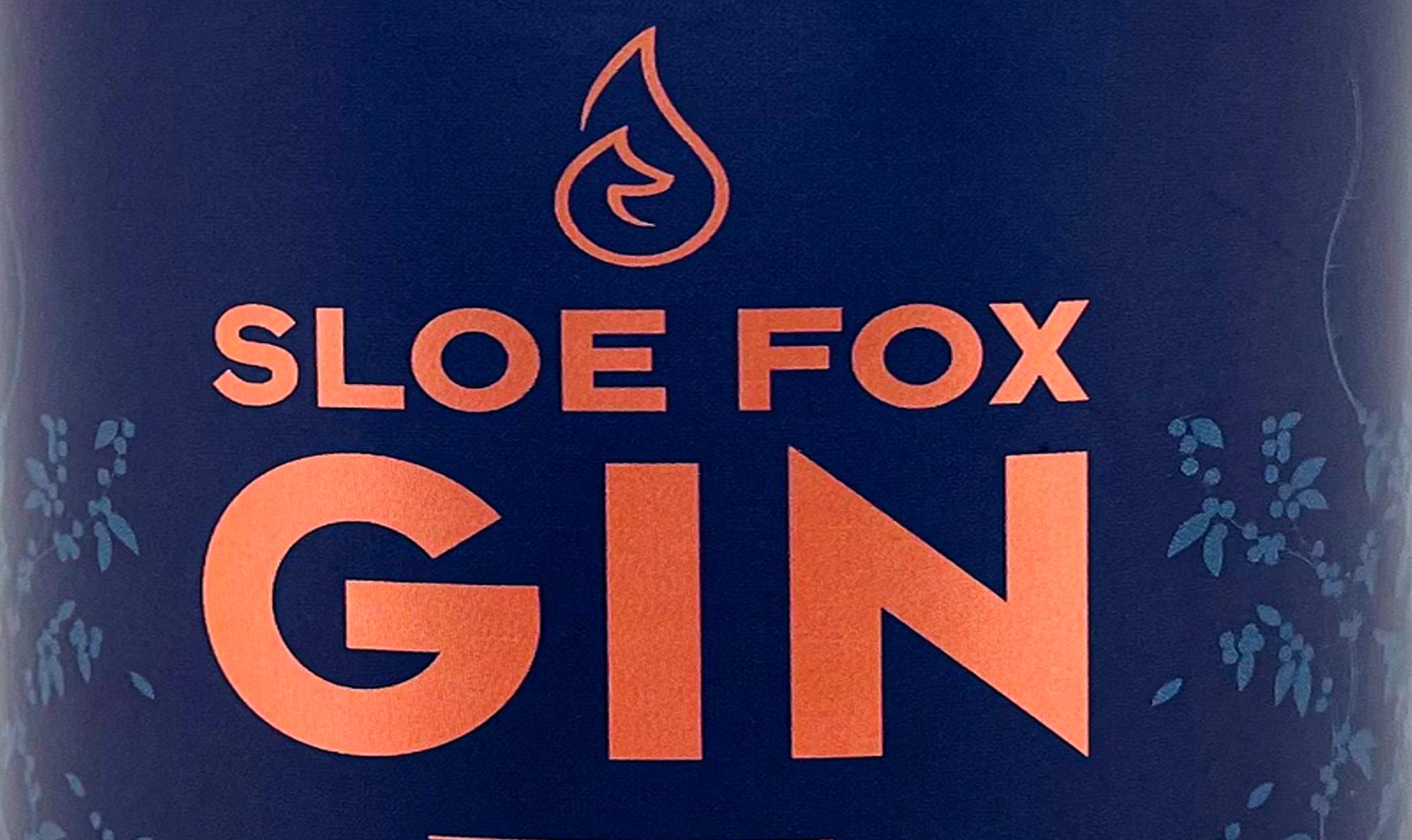 Sloe Fox Gin! Eine Kooperation mit der Likörmanufaktur Zehethofer