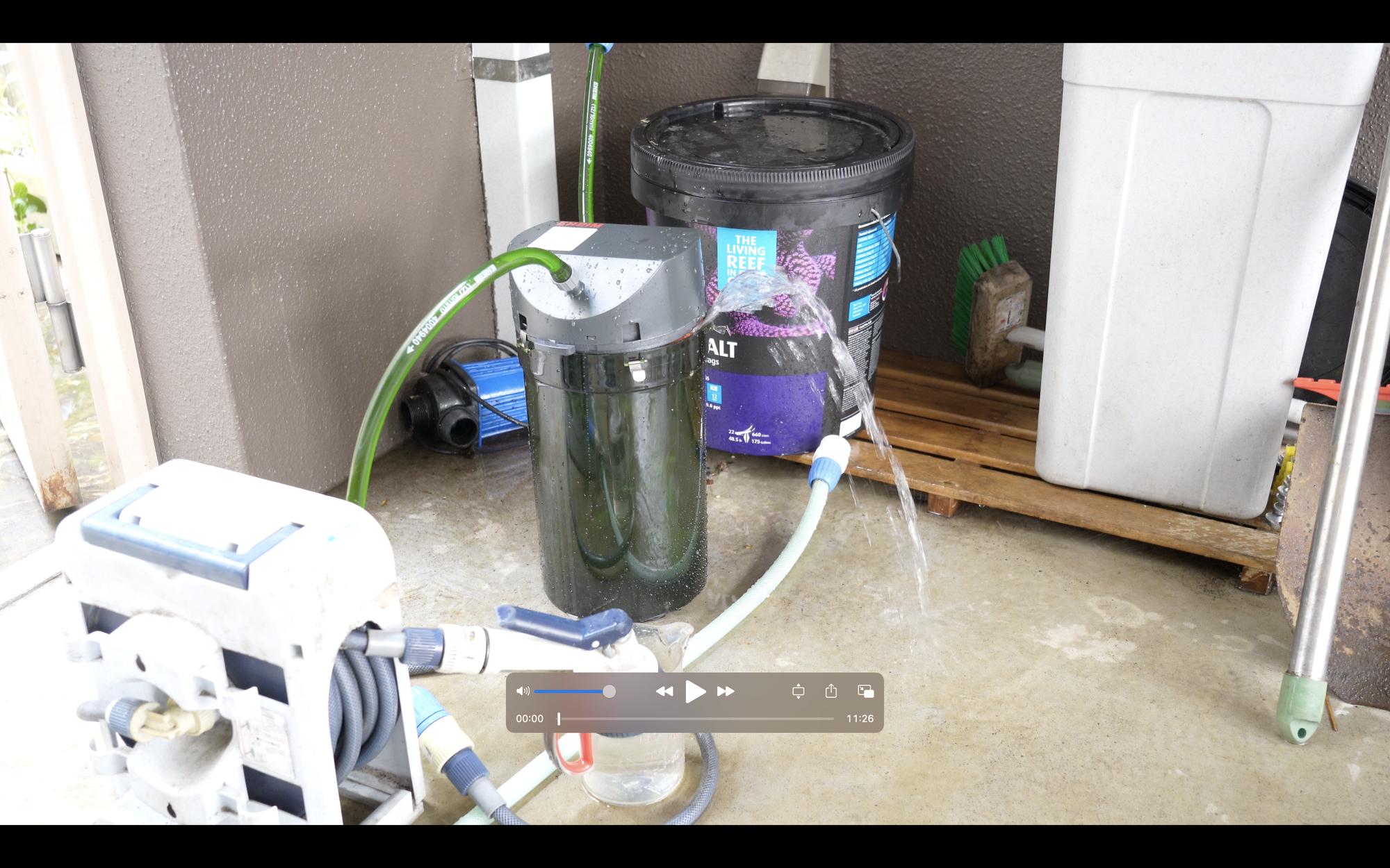 【大失敗】外部フィルターを使った純水器自作【真似しないで】