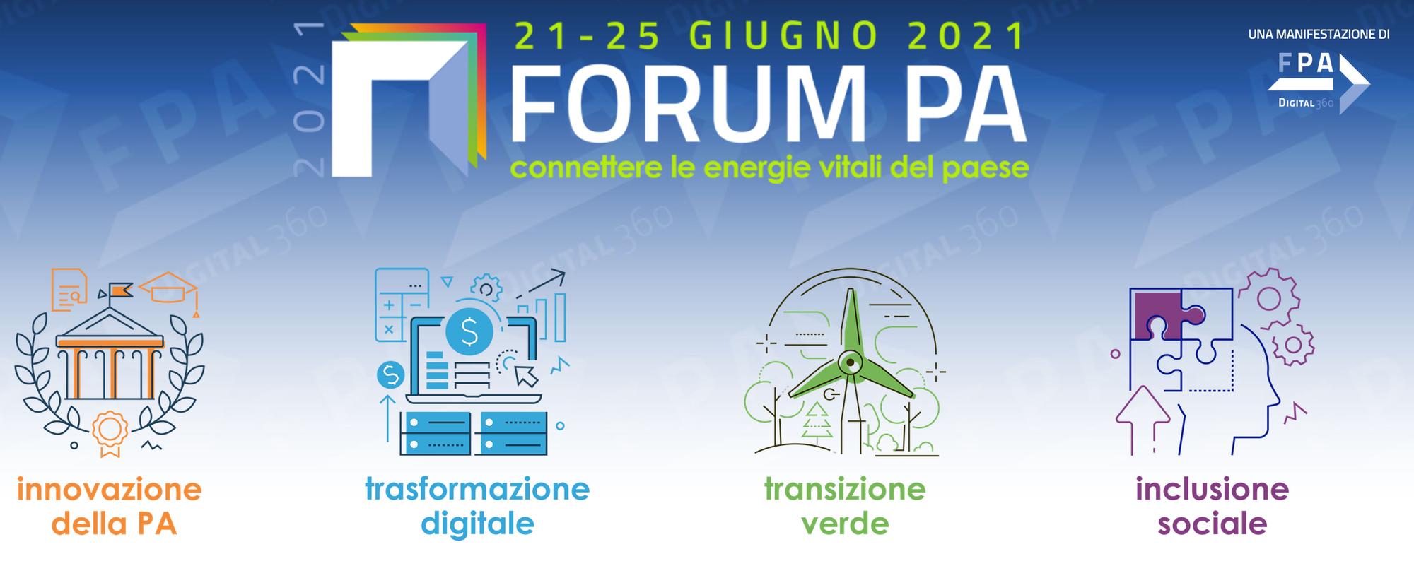 """Variazioni parteciperà al Forum PA """"Connettere le energie vitali del Paese"""" di FPA"""
