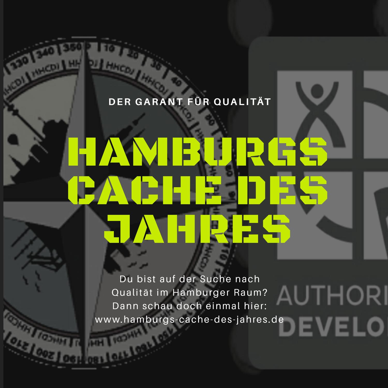 #5# Hamburgs Cache des Jahres 2020