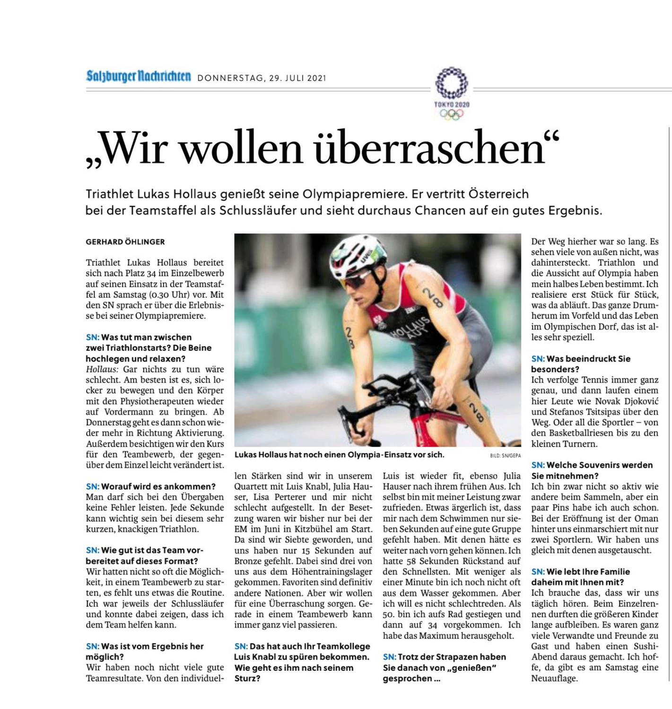 Presse - Salzburger Nachrichten