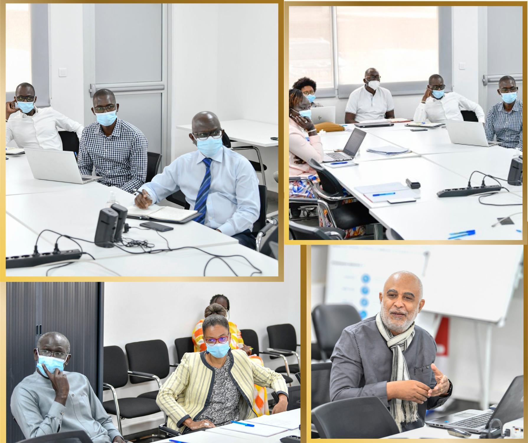 RSE- Eiffage Sénégal valide sa matérialité RSE et son plan d'action DD 2021-2023