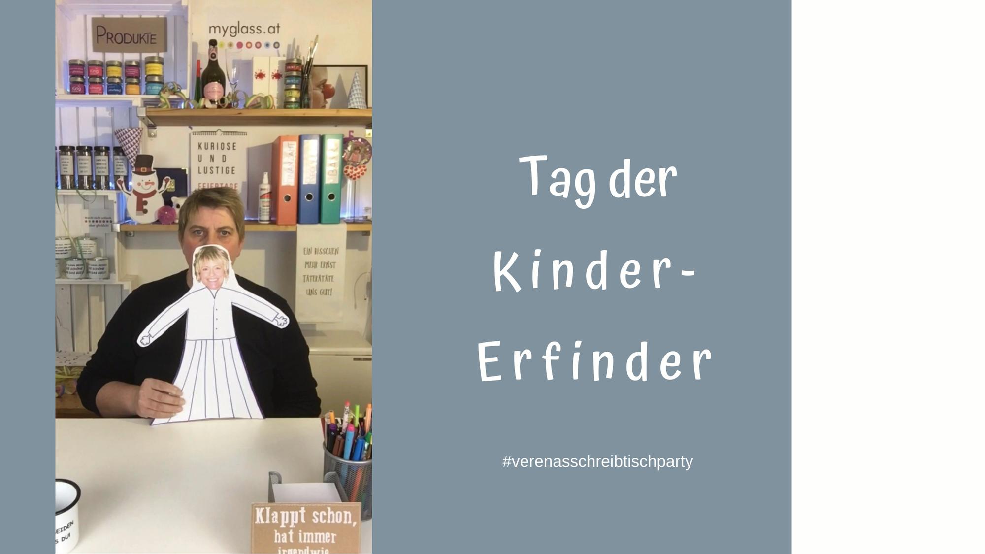 """17. Jänner """"Tag der Kinder - Erfinder"""""""
