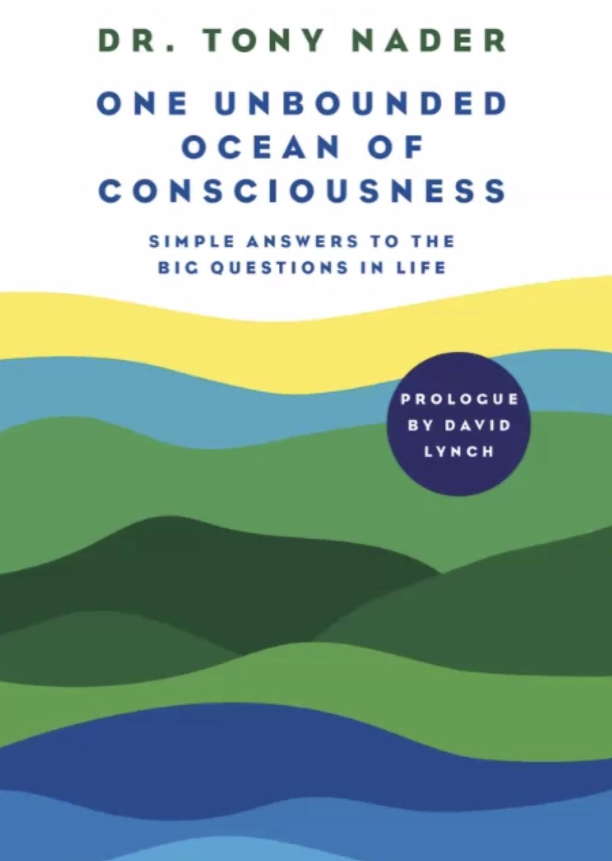 NEUES BUCH   –   One Unbounded Ocean of Consciousness – Für ein breites Publikum bestimmt