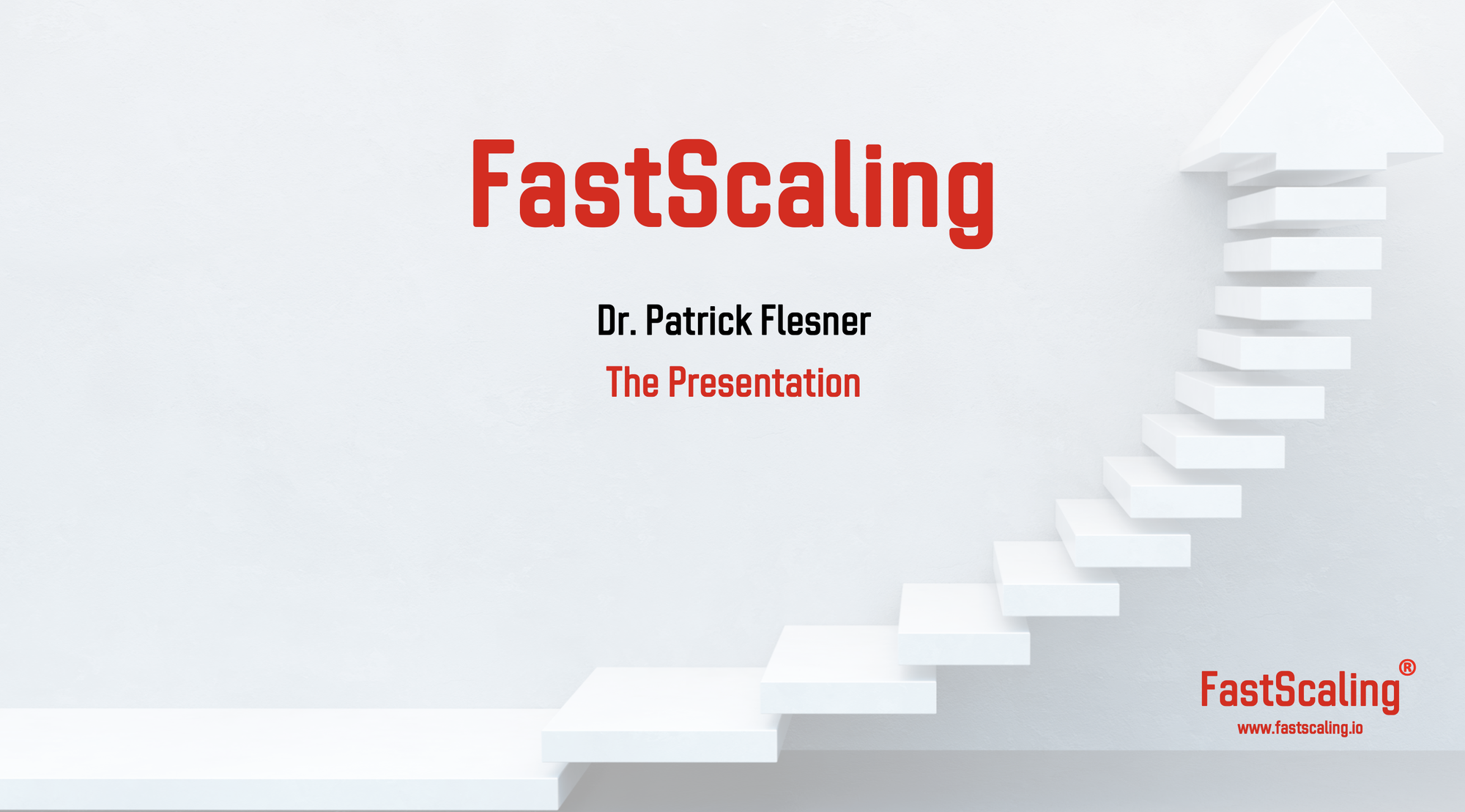 FastScaling - The Presentation