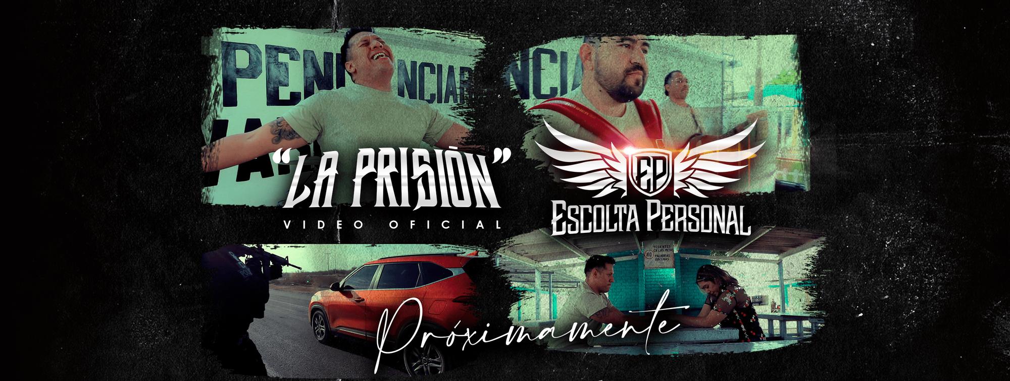 """Se acerca el estreno del nuevo tema y video de """"Escolta Personal"""" de nombre """"La Prisión"""" bajo el sello discográfico de Talentos Music."""