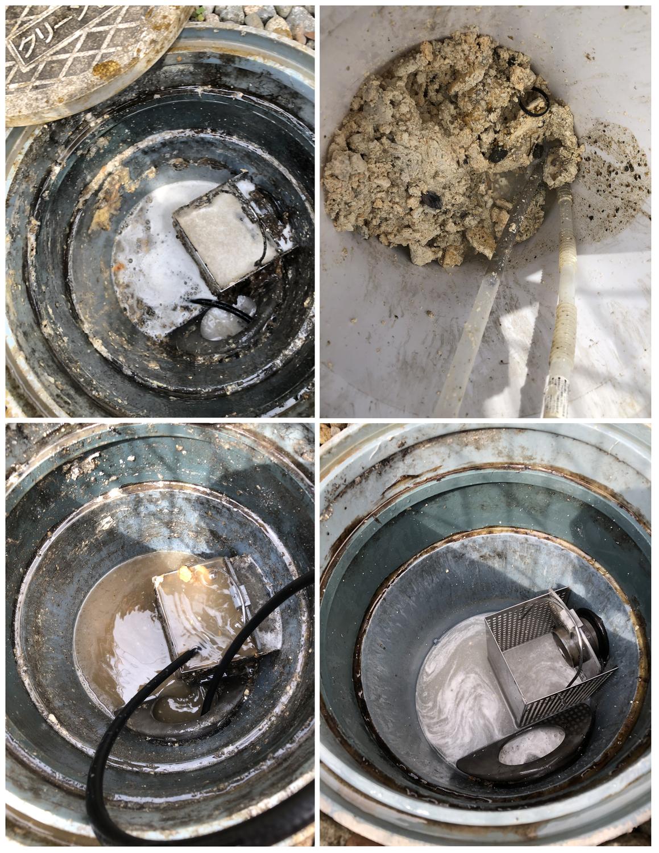 詰まる前に!排水管高圧洗浄