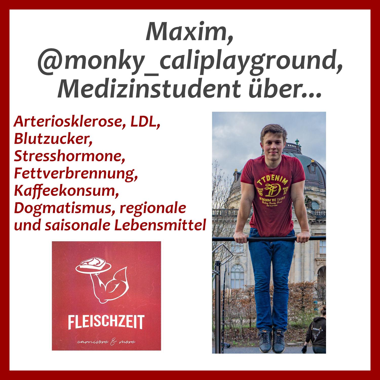 Maxim, Medizinstudent