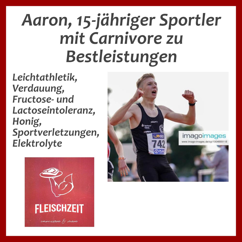 Aaron - 15-jähriger Leistungssportler