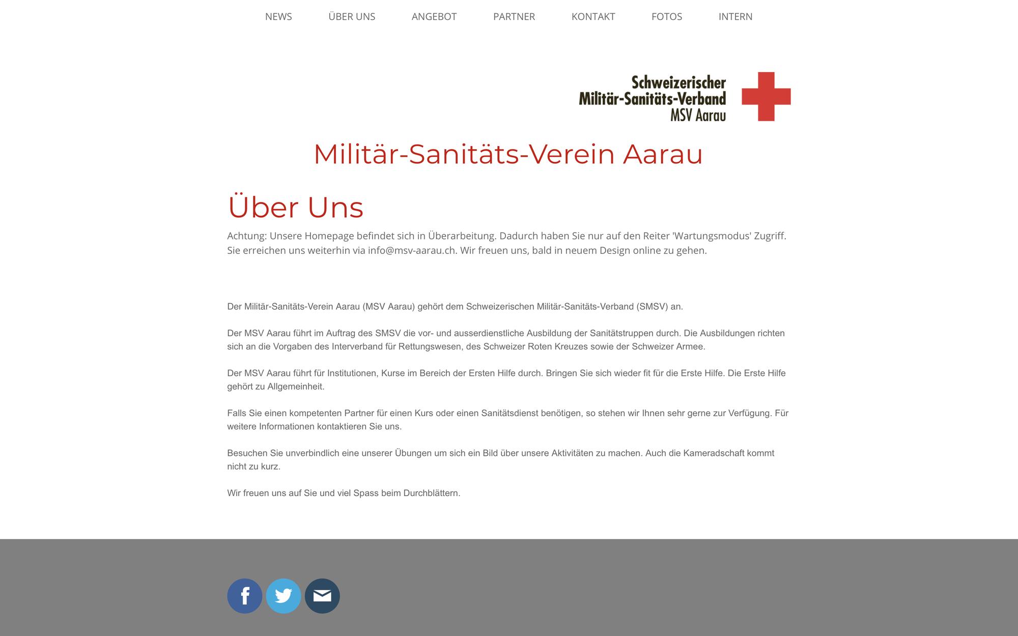 Neue Homepage