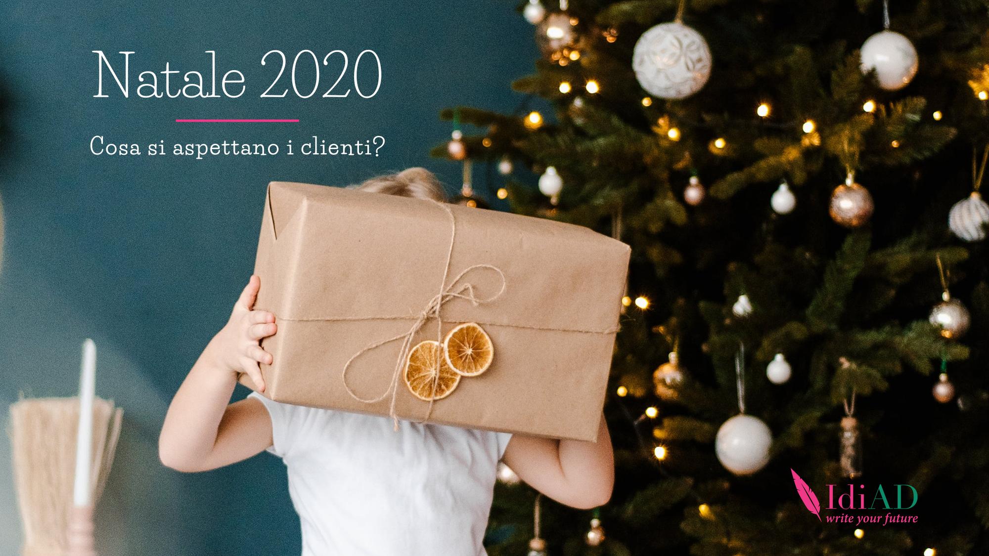 Natale 2020: cosa si aspettano i consumatori?