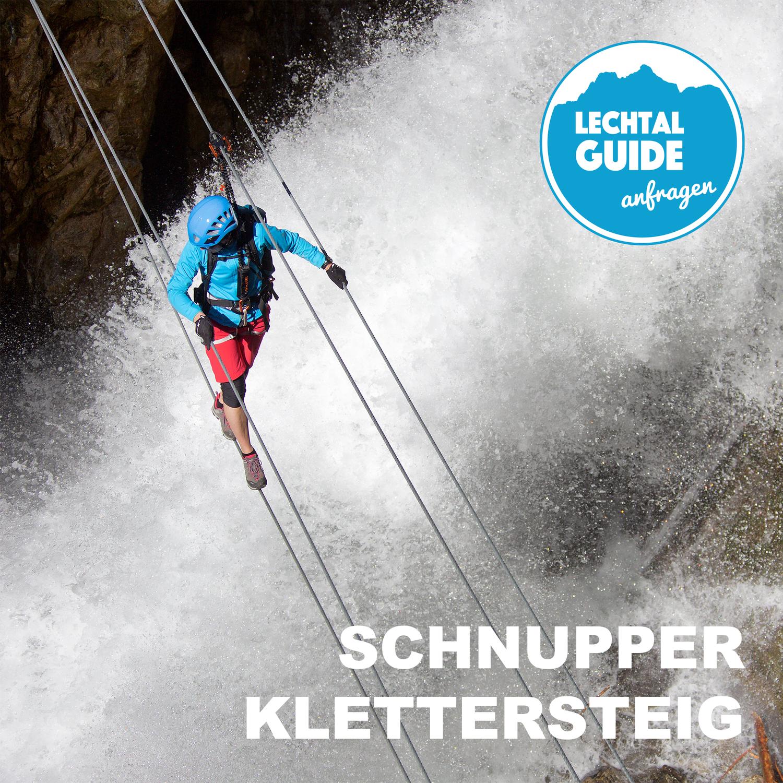 Lechtal - Schnupper - Klettersteig