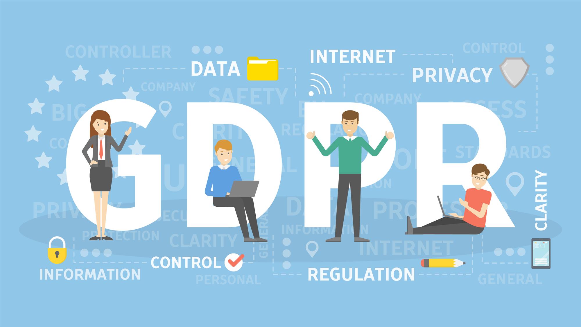 Profesionalidad también es protección de datos