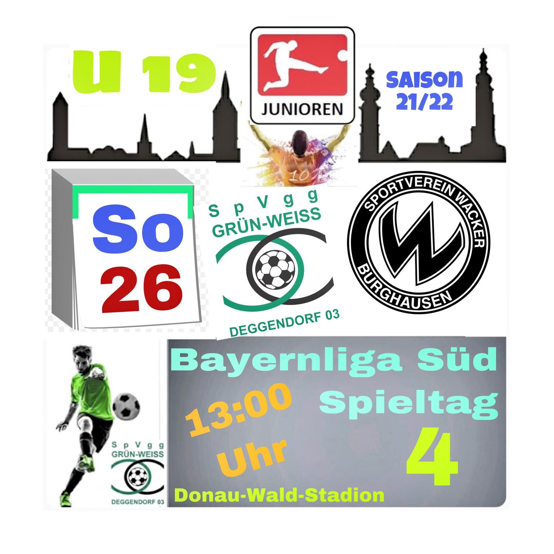Vorschau Junioren - Fußball